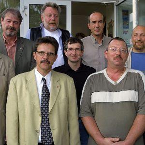 Der neue AfA - Vorstand